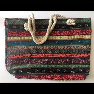 Handbags - New Multi Color Tote Bag